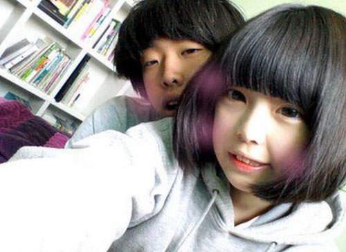 ブサ男可愛い彼女 (17)