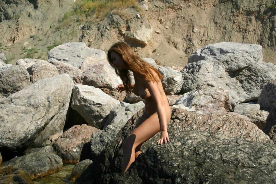 クロアチアヌーディストビーチ (23)