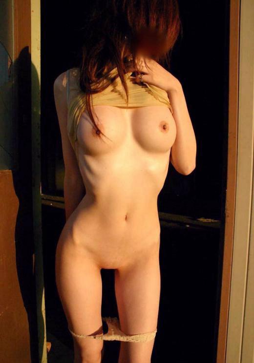 巨乳スレンダーエロ画像 (17)