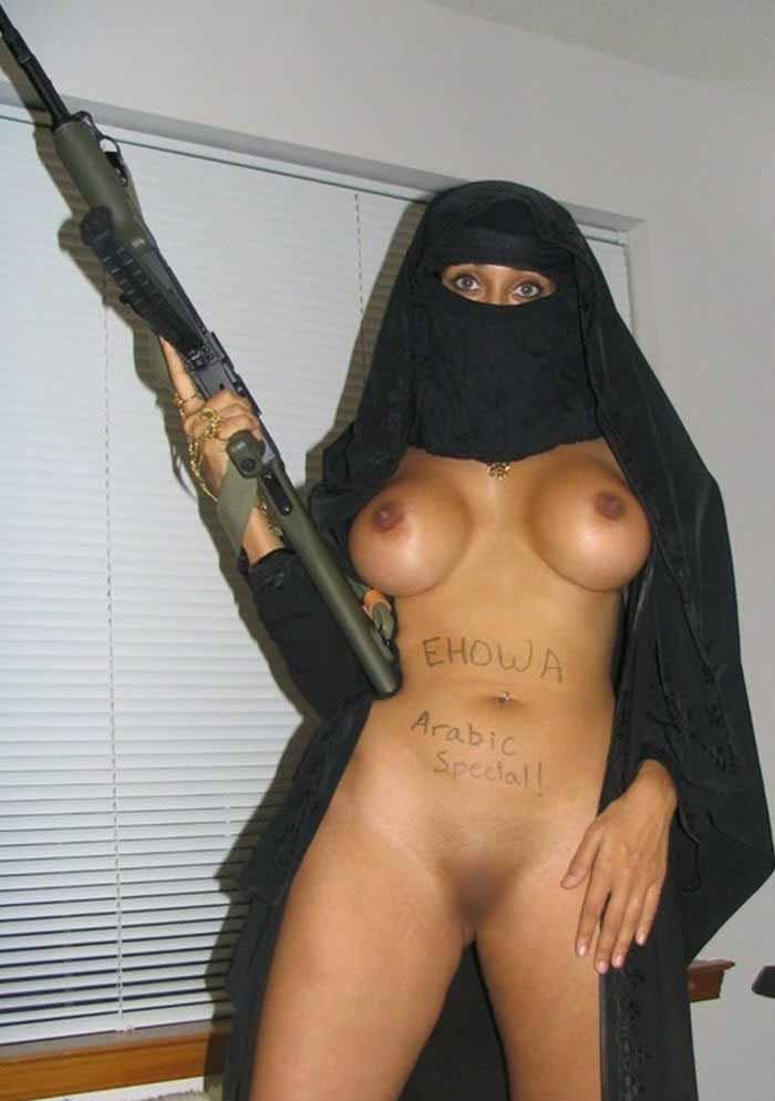 ISISイスラム人女性ヌードカタログエロ画像 (8)