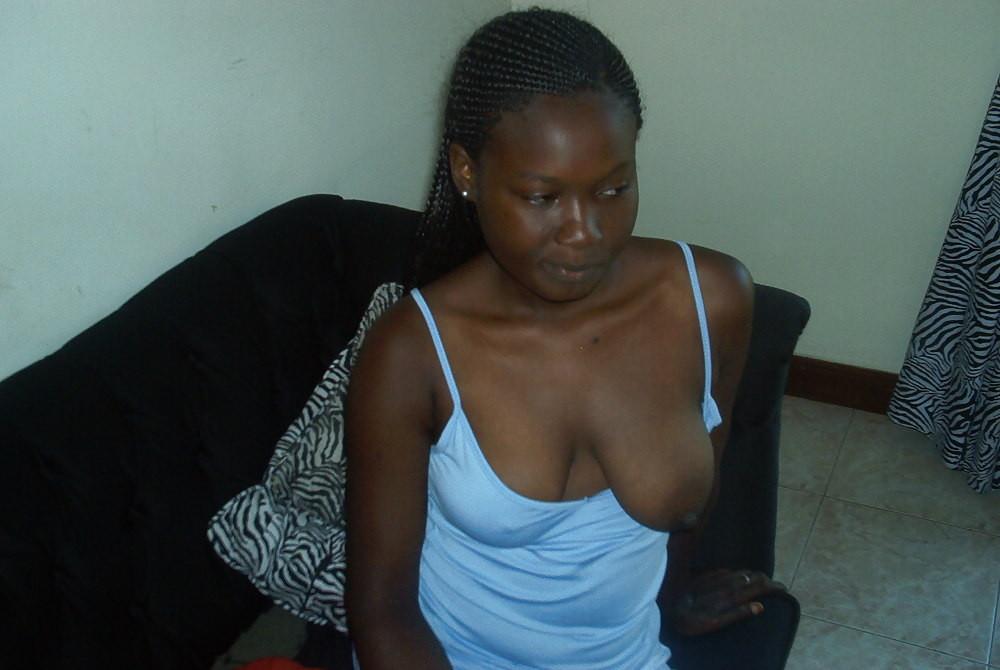アフリカ売春婦エロ画像 (10)
